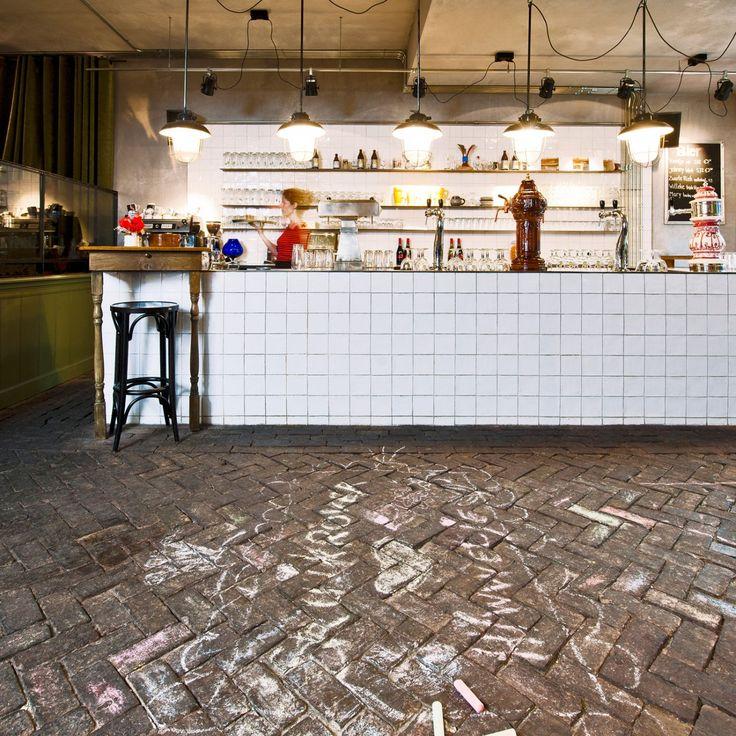 De Prael - cafe restaurant ontwerp: TANK fotografie: Teo Krijgsman tank.nl/de-prael/
