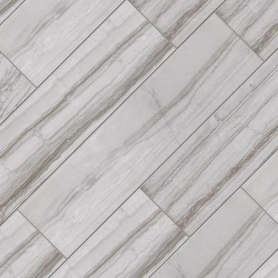Marazzi Vitaelegante Grigio 6 In X 24 In Porcelain Floor