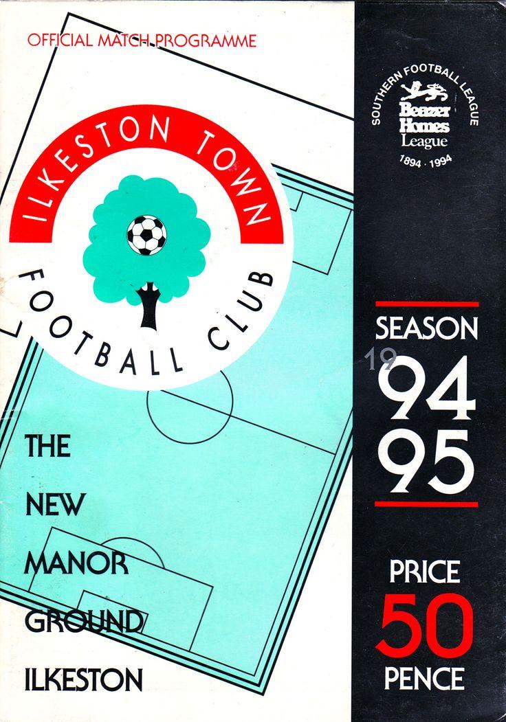 Ilkeston FC in Ilkeston, Derbyshire