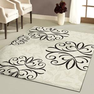 :)Black Style, Orian Iron, Dining Room, Iron Fleur, Area Rugs, Living Room Rugs, Families Room, Colors Black, Fleur Area