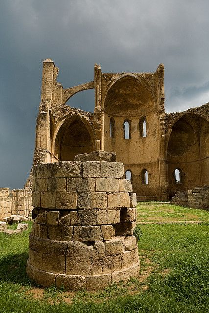 Famagusta  - Cyprus. History is amazing. http://en.m.wikipedia.org/wiki/Cyprus   (Source: Flickr / aderowbotham)