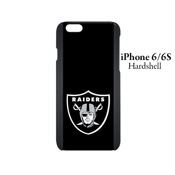 Oakland Raiders iPhone 6/6s Hardshell Case Cover