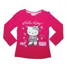 Tricou ML Hello Kitty - fuchsia