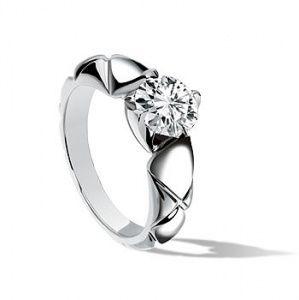 マトラッセ エンゲージメントリング - CHANEL(シャネル)の婚約指輪
