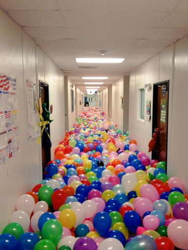 10 Most Epic Senior Pranks From The Class Of 2015  - Seventeen.com