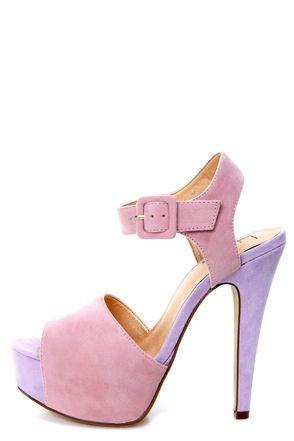 lilac platforms