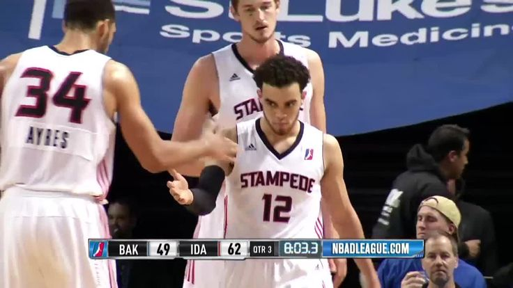 Tyus Jones, Idaho Stampede