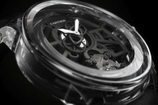Cartier Watch Holds Gears Together Using Vacuum-Seal Technology [Video]