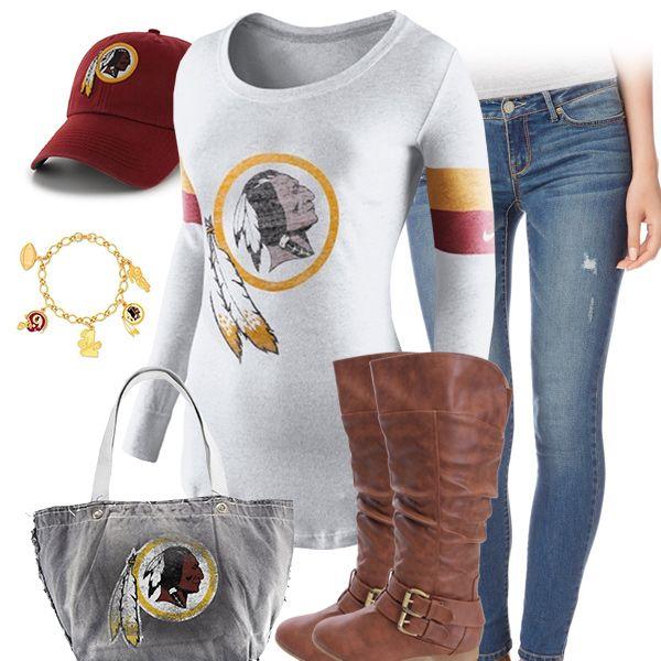 Washington Redskins Outfit