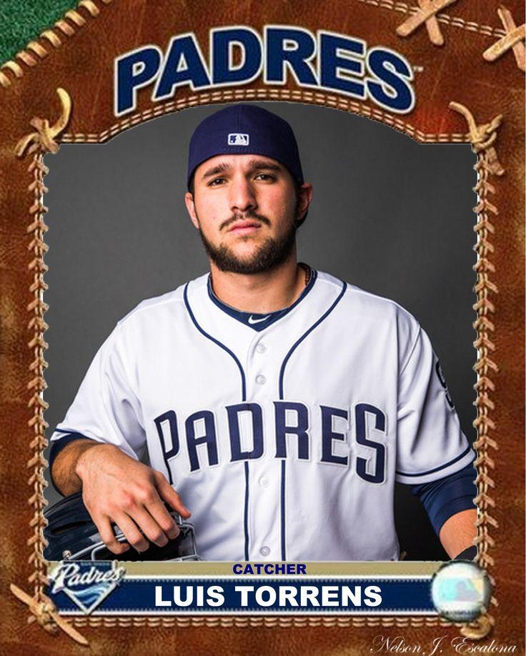 360 Luis Torrens catcher Padres de San Diego