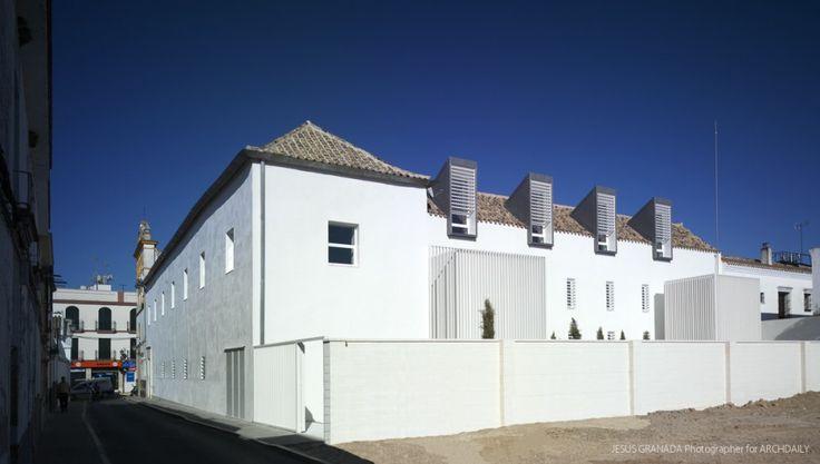 San+Jerónimo+Hospital+Refurbishment+/+SV60+Arquitectos