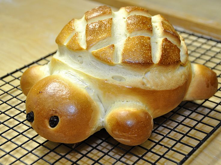 Ricetta con i Bambini: Il Pane Tartaruga - VivaLaFocaccia - Le Ricette Semplici per il Pane in Casa