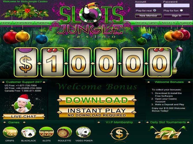 Free real money bonus casino