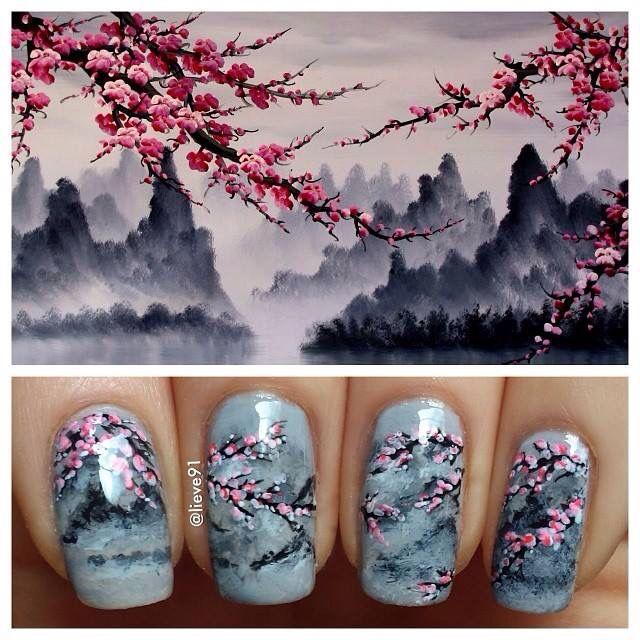 318 besten Nails Bilder auf Pinterest | Frisuren, Perfekte nägel und ...