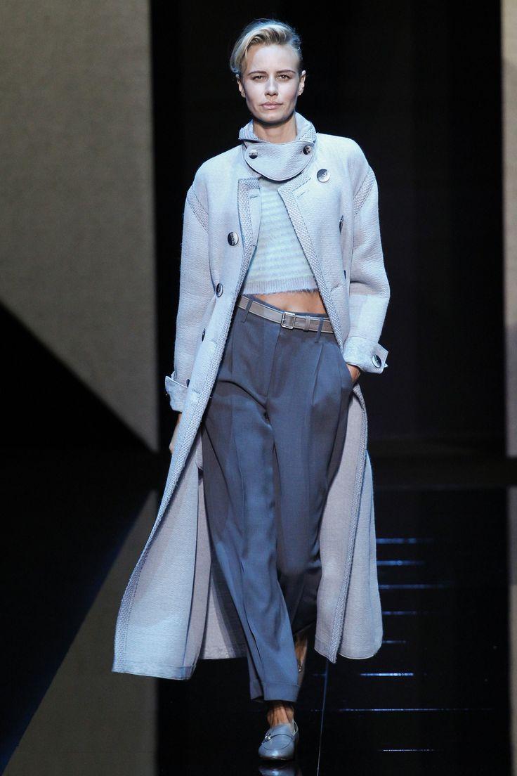 Giorgio Armani - Fall 2017 Menswear