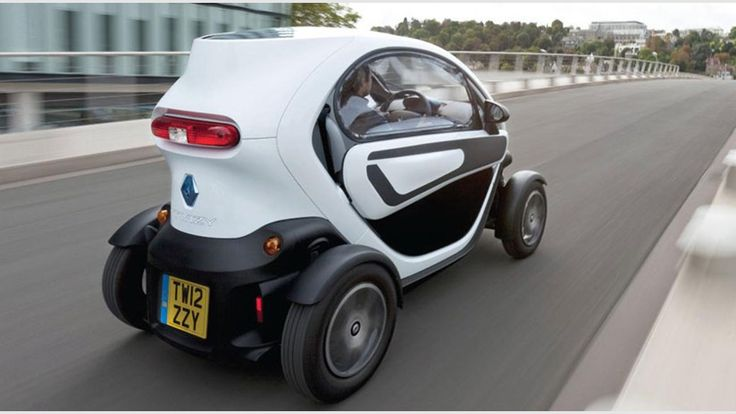 Renault Twizy Technic (2013) review
