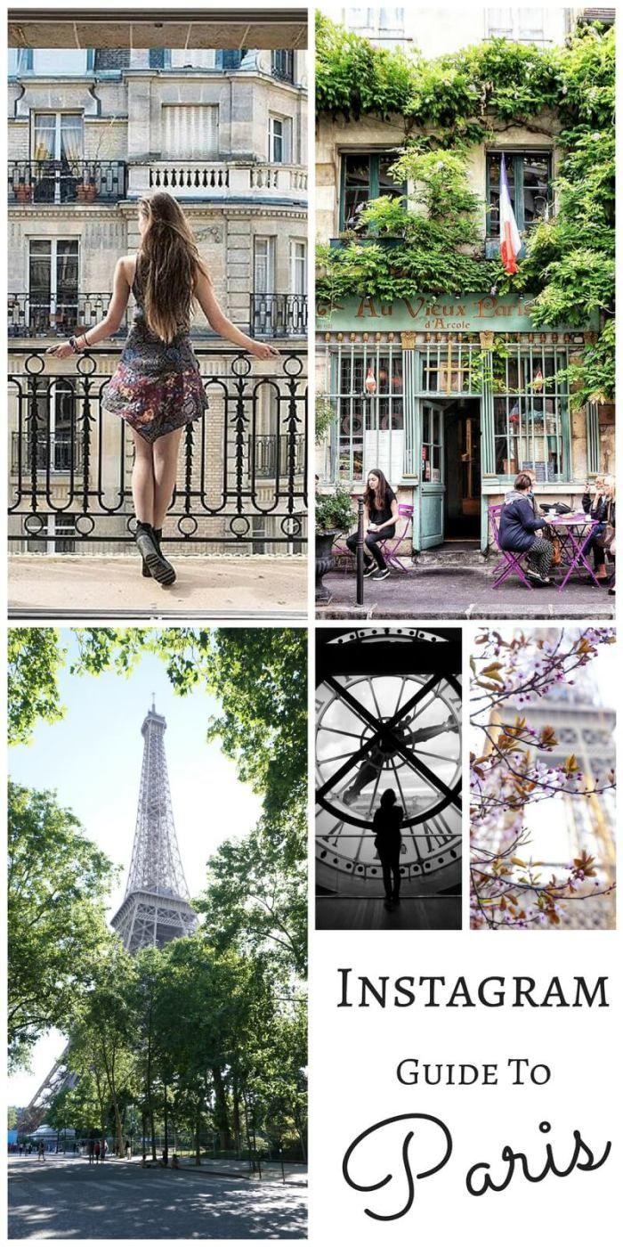 instagram guide to paris