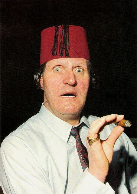 Tommy Cooper by Truus, Bob & Jan too!,