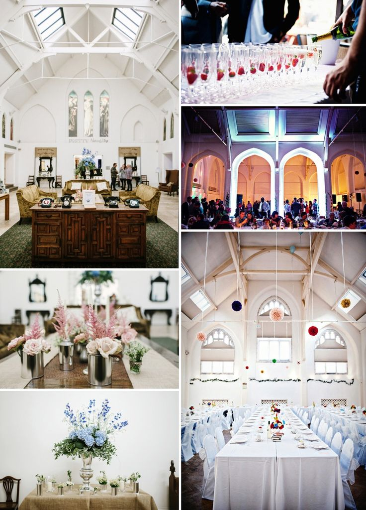 Rock My Venue: The Old Library in Digbeth and Fazeley Studios can be found at the heart of Birmingham's city centre. Check out our Love Lust List for more wedding venues in the West Midlands, UK.