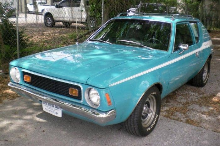 Hemmings Find of the Day     1972 AMC Gremlin X   The o jays  Vehicles and The day