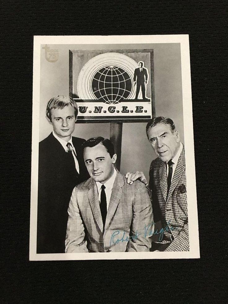 1965 Topps Man From UNCLE #45 Robert Vaughn