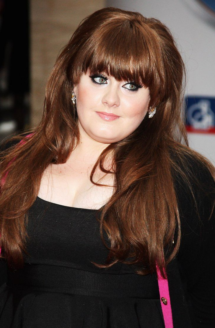 Pin for Later: 25 Things You Didn't Know About Adele She was discovered on Myspace.
