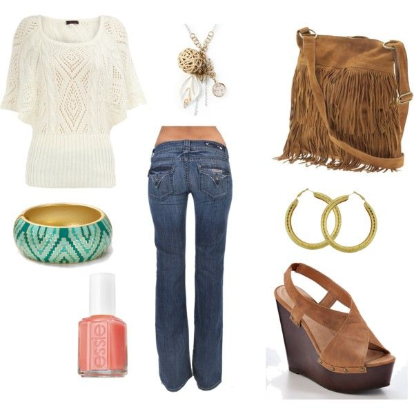 Outfit...love the shoes