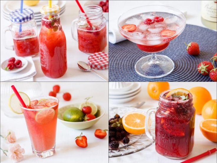 Vyzkoušejte některý recept na domácí limonádu. Kromě receptů na alkoholické i nealkoholické verze máme i tipy, v čem je servírovat.