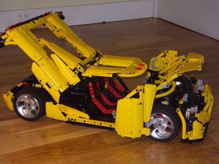 17 best images about lego creations car models on. Black Bedroom Furniture Sets. Home Design Ideas