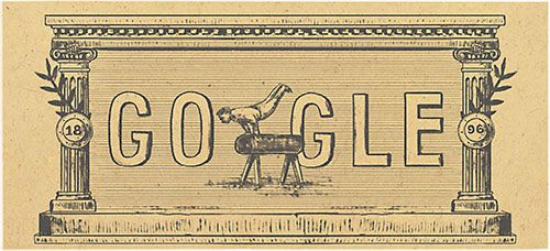 120th Anniversary of First Modern Olympic Games  The 1896 Summer Olympics (Modern Greek: Θερινοί Ολυμπιακοί Αγώνες 1896, Therinoí Olympiakoí Agó̱nes 1896), officially known as the Games of the I Olympiad, was a multi-sport event held in Athens, Greece, from 6 to 15 April 1896. It was the first international Olympic Games held in the modern era.