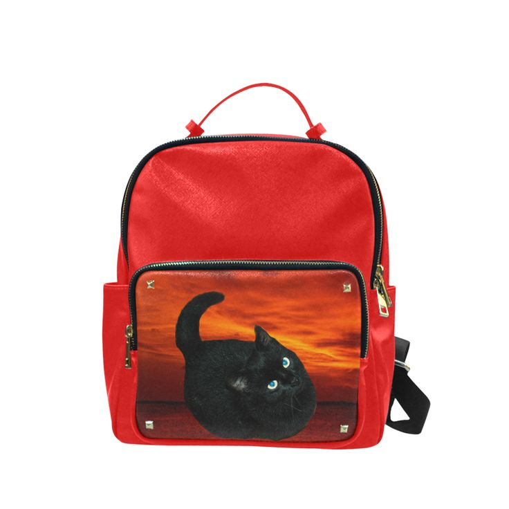 Black Cat Campus backpack/Large (Model 1650)