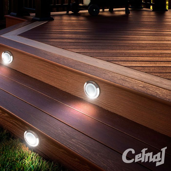 The havit 316 stainless steel led deck light kit features 6 single deck lights with a led a dc driver and of cable this kit comes with everything needed