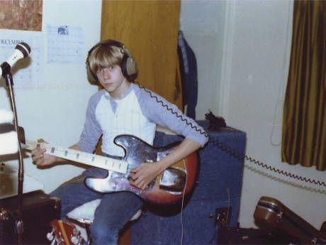 guitarras de kurt cobain biography