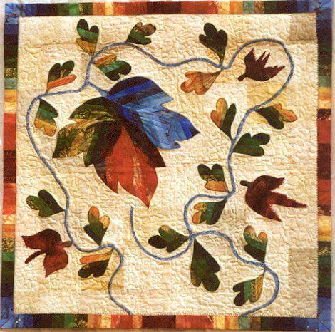 Georgia Heller - Quilt Artist