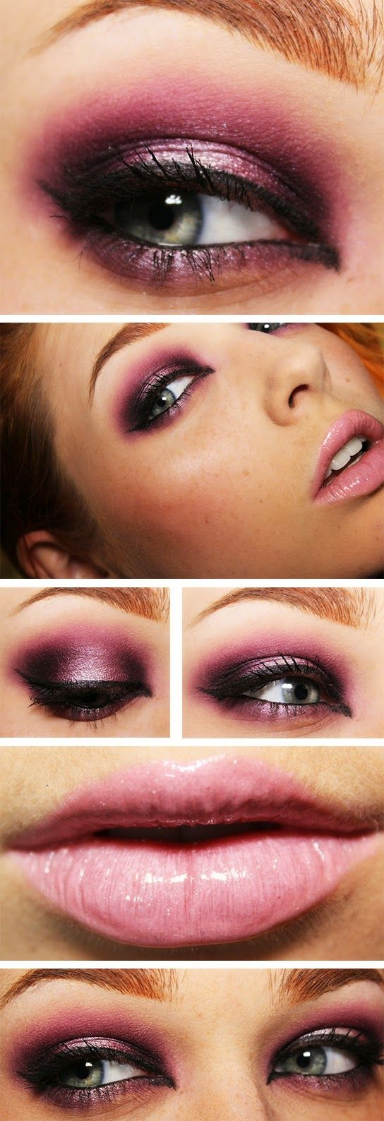 Sleek Makeup Palette - Vintage Romance
