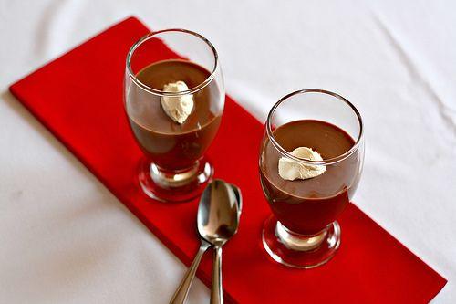 Un postre para San Valentín.: Mantequilla con azúcar