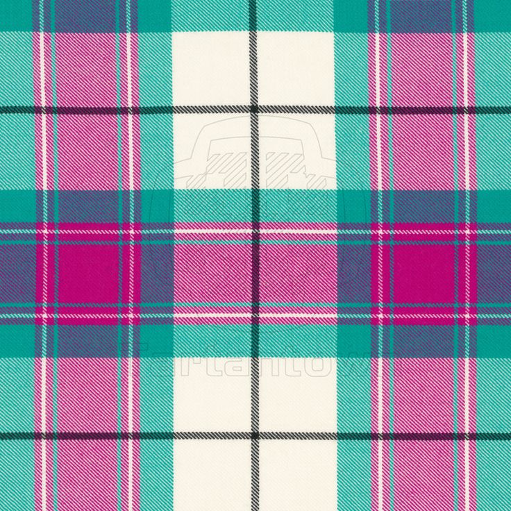 Tartan - Dress Fuchsia Kerr (per yd) - Tartantown