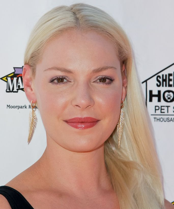 Pregnant Katherine Heigl Just Hosted the Most Adorable Outdoor Family Movie Night in Her Epic Backyard from InStyle.com