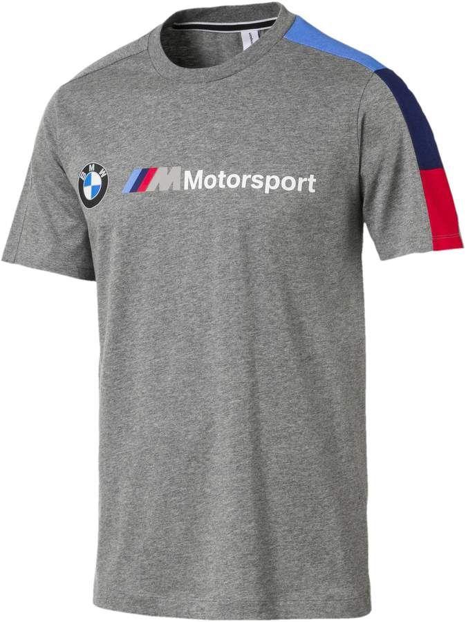 fe29535cc2f BMW M Motorsport Men's T7 Tee in 2019 | Cool stuff | Polo shirt logo ...
