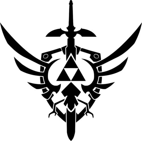 Shield And Sword Outline The Legend Pinterest Swords