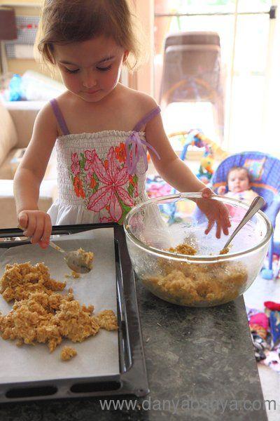 Anzac Cookie Recipe for Australia Day, Jan 26th