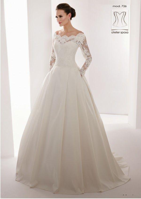 E' con piacere che oggi vi parlo di una stilista che crea abiti da sposa raffinati, romantici e preziosi: Rossana Moretti .  Vi dico solo du...