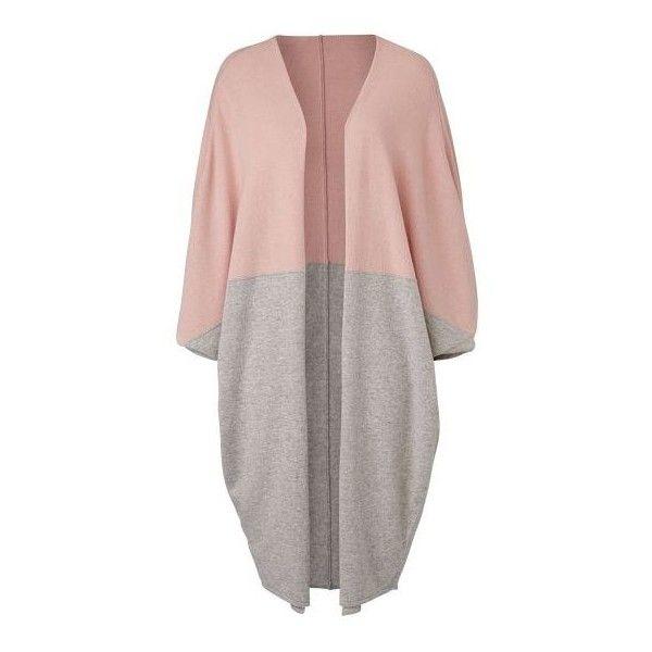 Cardigan, Kimono-Stil, oversized ($155) ❤ liked on Polyvore featuring tops, cardigans, oversized cardigan, kimono cardigan, cardigan kimono, cardigan top and over sized cardigan