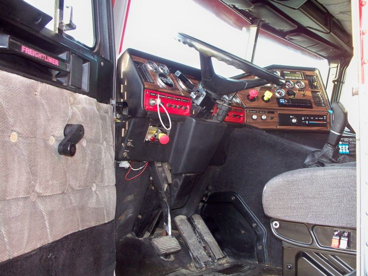 freightliner cabover pictures   1994 Freightliner COE ...