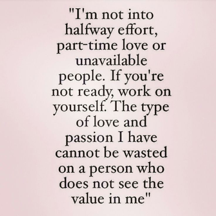 Never settle for less                                                                                                                                                                                 More