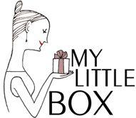 My little Box: j'adooore le concept! Ca me fait penser aux cornets surprise à 10 francs de l'époque <3