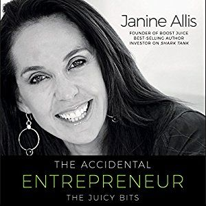 The founder of Boost Juice, Janine Allis shares the secrets and skills that took her from housewife to head of a multinational corporation.
