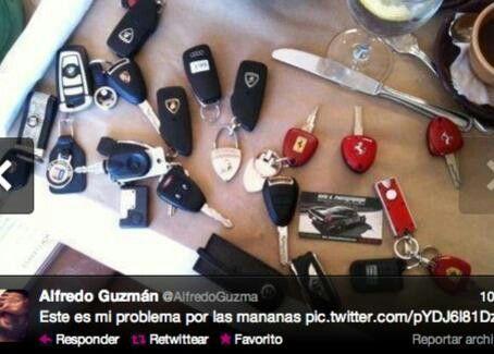 Narco lujos