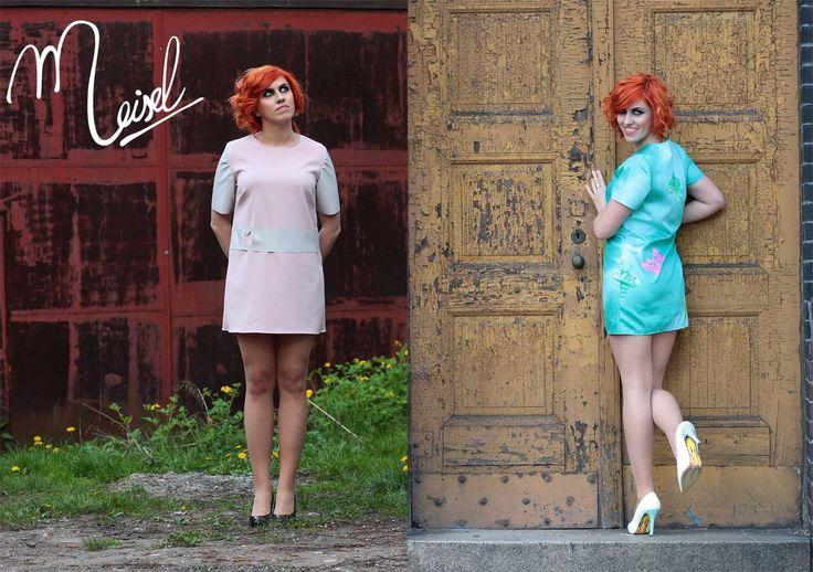 Krótkie sukienki Meisel