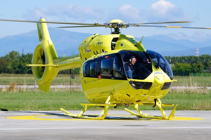 Eurocopter EC-145 Elifiulia Photo by Lucian Ojog